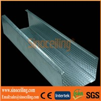 Galvanized Drywall Partition Metal Profile, Drywall Metal Stud
