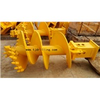Single Cut Progressive Auger