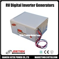 3.5KW Sound Proof RV Inverter Gasoline Generator Set for Motorhome Use