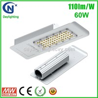 High Brightness Aluminum 60W LED Street Light for High Way