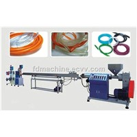 Low/High Energy PVC Profile for Sealings & Angle Bead Extrusion Line