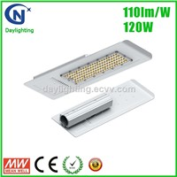 Outdoor Waterproof IP65 120w LED Street Lamp / LED Street Light