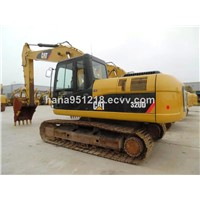 USED CATERPILLAR 320D L HYDRAULIC EXCAVATOR CRAWLWER SHOVEL for SALE