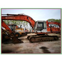 Used HITACHI EX120 SHOVEL EXCAVATOR JAPANAESE ORIGINAL for HOT SALE