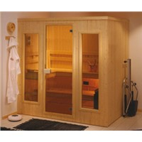 Wood Sauna Portable Room