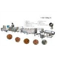 Automatic Pet Dog Cat Food Processing Line