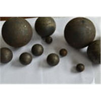 HRC55-65 Hardness 30mm Forged Steel Ball