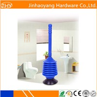 LDPE Portable Pump Action Plunger for Shower Blockage
