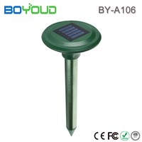 New Products Solar Mole Repeller Outdoor Mouse Trap