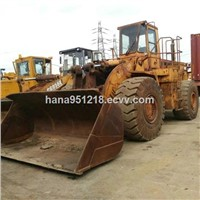 USED CATERPILLAR 980C WHEEL LOADER JAPANESE ORIGINAL for HOT SALE