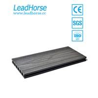UV Resistant Coextrusion Wood Plastic Composite Decking for Balcony