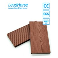 Waterproof Outdoor WPC Deck Flooring