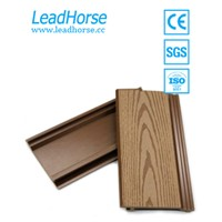 Wood Plastic Composite Wall Panel WPC Cladding