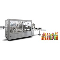 Three-in-One Juice Filling Production Line