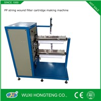 Filter Cartridge Making Plant Machinery for RO &UV Water Purifier