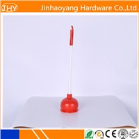 PP Hot Selling Portable Spring Toilet Sewage Plunger