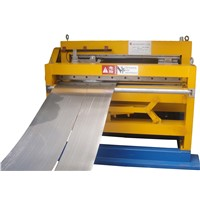 ST1.0-1200 Automatic Taper Sheet Metal Shearing Machine, Steel Cutting Machine, Steel Plate Cutting Machines
