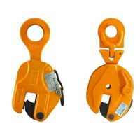Vertical Lifting Clamp for Steel Plates