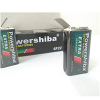6F22 9v Dry Cell Primary Cars Dry Battery Manufacturers