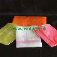 Fully PVA Water Soluble Laundry Bags