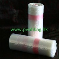 Water Soluble Laundry Bag for Infection Control