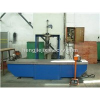 Y41L C Type Light Pole Hydraulic Straightening Press