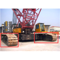 Crawler Crane Track Shoes