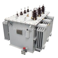 S (B) H15-M Amorphous Alloy Transformer