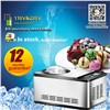 the Best Stainless Steel Home Use Ice Cream Making Machine, Easy to Operate, Fruit Ice Cream Maker with Different Flavors