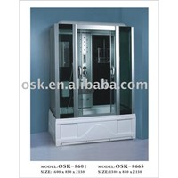 170*85*215cm Deep Tray Shower Room