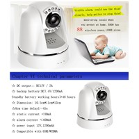 High Protection 3G Video Call Home Security Alarm System with Night Vision Camera BL-E800