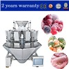 IP65 Cabinet Design Weigher for Frozen Seafood Frozen Vegetable