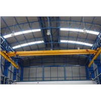 1 Ton To 20 Ton LD Model Electric Single Girder Bridge Crane