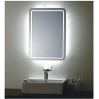 2017 Modern Illuminated LED Bathroom Mirror Lighting