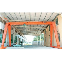 3ton-32ton MH Model Electric Hosit Single Girder Gantry Crane