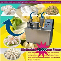 Buy 100mm Size Automatic Dumpling Making Machine, Samosa Spring Roll Empanada Perogi Maker Machine with Different Shape
