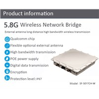 Economical Outdoor Digital Bridge, Remote Wireless Monitoring Equipment, Long-Distance WiFi Coverage
