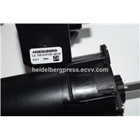 Heidelberg 74 Machine Register Motor 3Nm Ipot, L2.105.5151, Spare Parts for Heidelberg Printing Machine