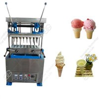 Ice Cream Wafer Cone Machine|Wafer Cone Making Machine