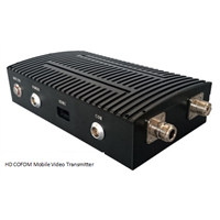 Robot Wireless Image Transmission Solution, Remote High-Speed NLOS Two-Way Data Transmitter