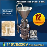 Small JM50 Grinder, Milk, Cheese, Chocolate Grinder Making Machine, Peanut Butter Grind Colloid Mill Machine,