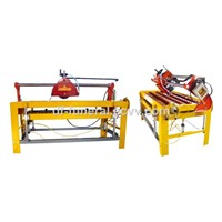PNEUMATIC UPLIFTING LIGHT STONE CUTTING MACHINE