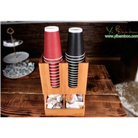 Paper Coffee Cups Organizer