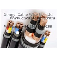 0.6/1KV Copper XLPE Power Cable