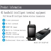 4G Hand-Held Video Transmitter, Emergency Command Device, Wireless HD Image Transmitter