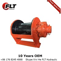 China Manufactory Customzied Hydraulic Pulling Winch on Sale