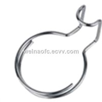 FTTH Metal Ring Holder Ring GoodFtth for Cable Fixer Strong Structure
