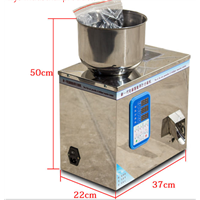 Particle Powder Granular Weighing Tea Seed Grain Packing Filling Machine