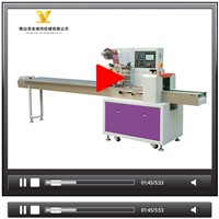 Single Candy Automatic Packing Machine