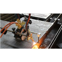 Mini Flame Cutting Machine with Single Phase